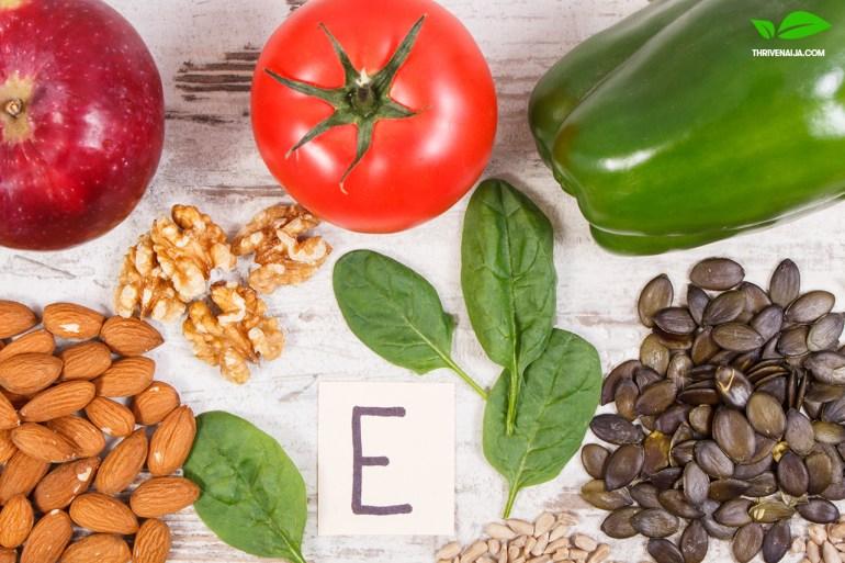 vitamin e foods