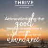 November: A Month of Gratitude