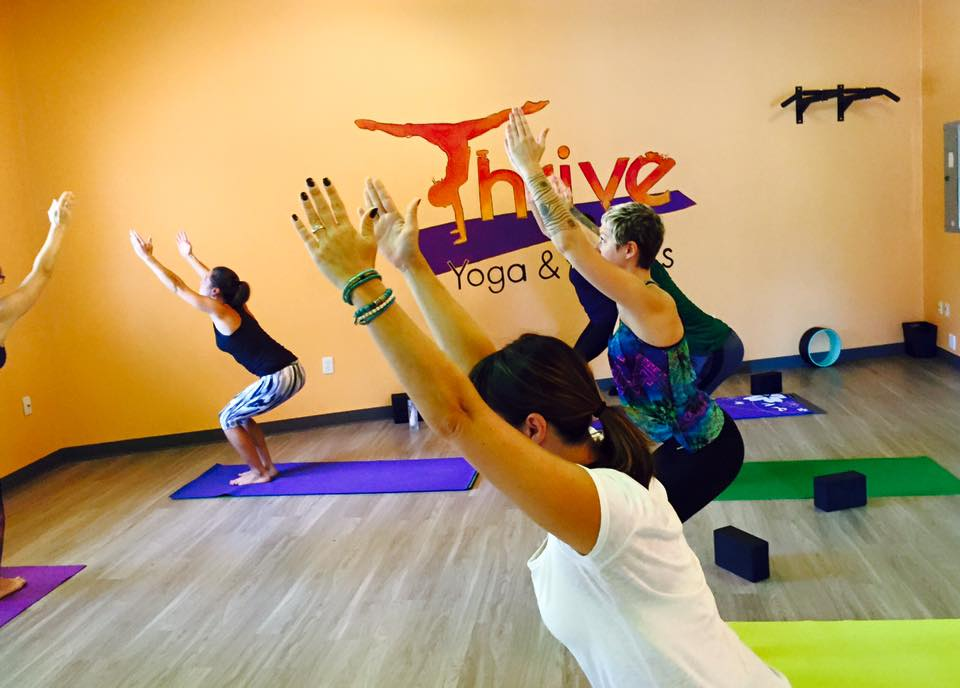 Thrive Yoga, Blog