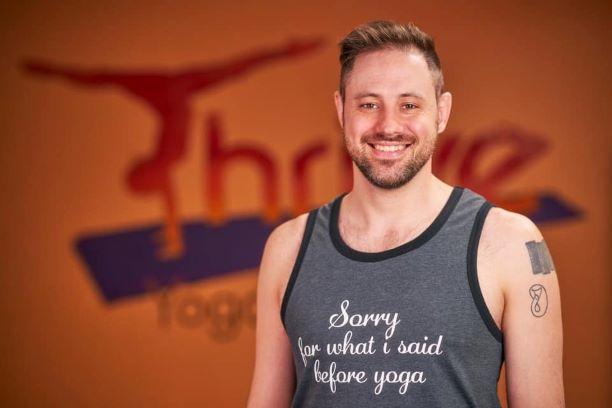 Matt Murphy, RYT-200 at Thrive Yoga & Fitness