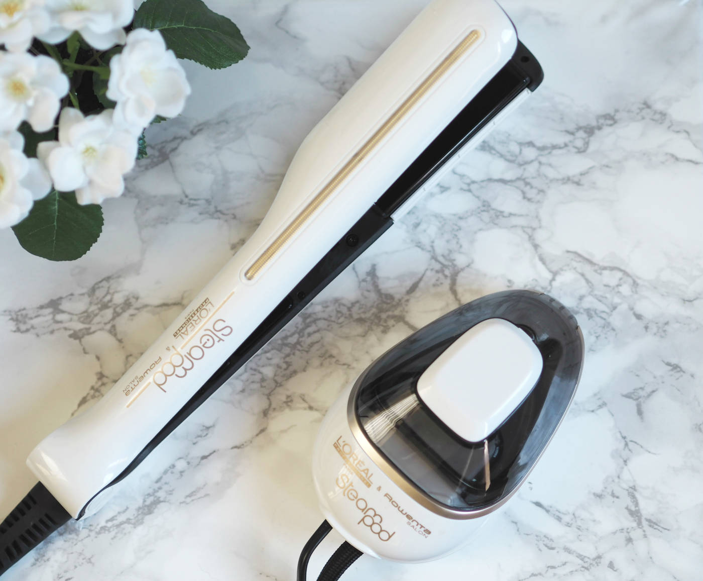 Loreal Professional Steampod Review Through Chelseas Eyes