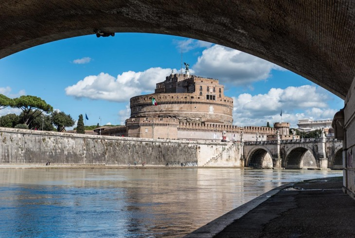 The Mysteries Histories Of Castel Sant Angelo Through Eternity