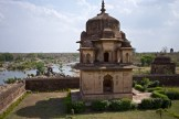 Cenotaphs of Orchha 14