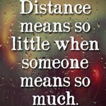Distance-Quote