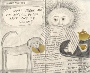 Graphic Art by Dana Walrath