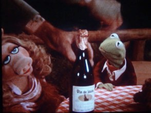 Drinking Muppets