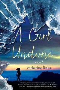 Linka book jacket for Undone
