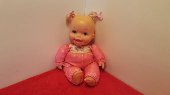 10 Of The Weirdest Dolls Of The 90s That You Desperately Wanted To Own You know what  you probably shouldn t teach young kids that pushing a baby  over will result in a cool somersault because real babies do not do that