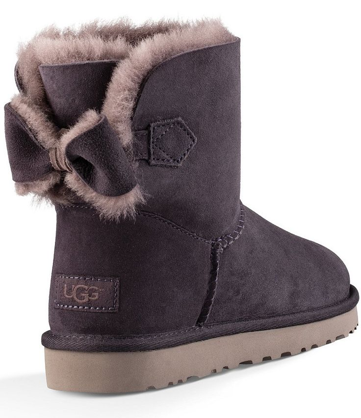 Boots Ugg Back Tie