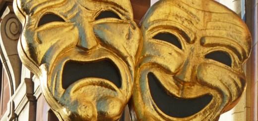 drama tragedy mask