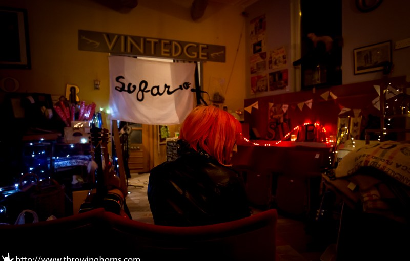 Sofar Sounds Sheffield: Demons of Ruby Mae, Sarah de Warren, Ben Maggs