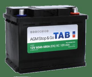 TAB - EcoDry AGM AG60 | Akku | Akut | Helsinki | Espoo | Vantaa | Kuopio