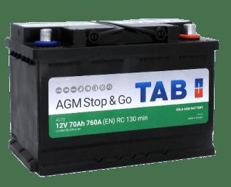 TAB EcoDry AGM AG70 | Akku | Akut | Helsinki | Espoo | THR Service