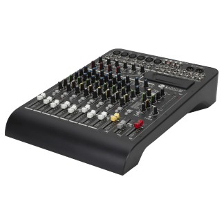 THR Service äänentoisto mikseri RCF - L-PAD 12CX 12 CHANNEL MIXING CONSOLE WITH EFFECTS