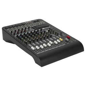 RCF – L-PAD 12CX 12 CHANNEL MIXING CONSOLE WITH EFFECTS