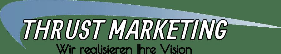 Thrust Marketing Webdesign, SEO und Top Ranking