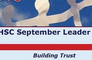 September 2011 Leader Letter