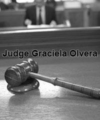 Judge Graciela Olvera