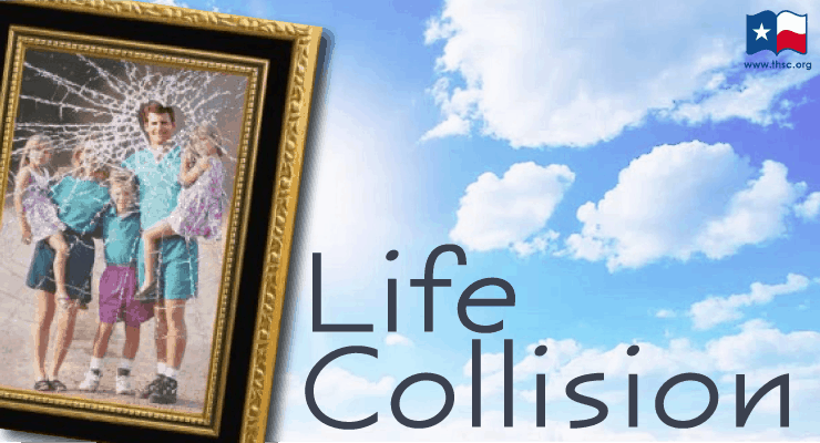 Life Collision, Death of Spouse