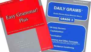 Curriculum Review: Easy Grammar Plus and Daily Grams