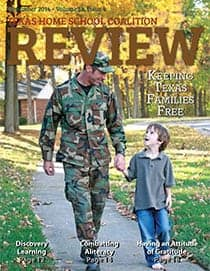 November 2014 REVIEW Magazine cover