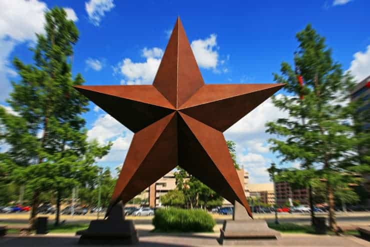 Texas  Star in Austin