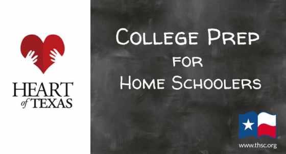 college-prep for homeschoolers