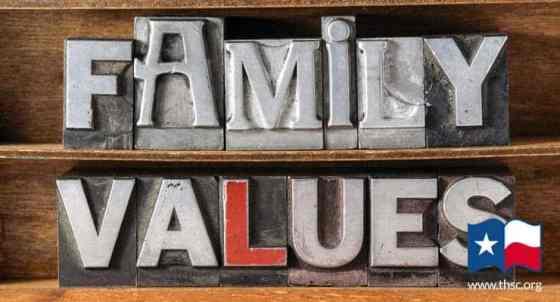 Returning Texas Families' Values to Austin