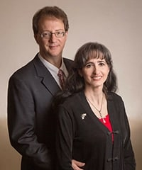 Dave and Anne Gebhart