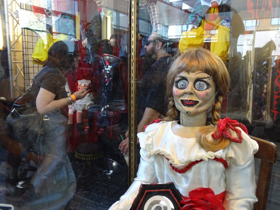 Own Annabelle - Amazing Replica Doll For The Serious Collector