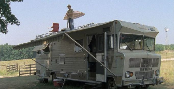 The Walking Dead Dales rv
