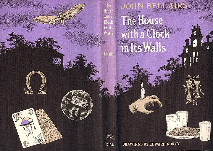 The house with a clock in its walls movie sets eli roth for The house with a clock in its walls ebook