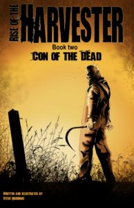 Rise of The Harvester: Book Two (Con of the Dead) - Steve McGinnis