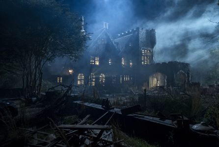 'The Haunting of Hill House' gets release date and first pics from Netflix