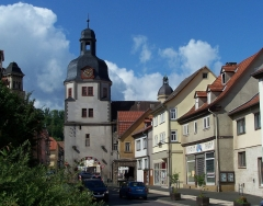 Waltershausen - Klaustor