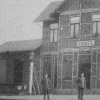 Bahnhof Thüste