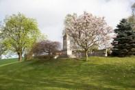 Denkmal am Friedhof