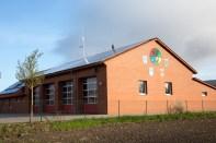 Gemeinschaftsfeuerwehrhaus der Wehren aus Thüste, Wallensen, Ockensen und Levedagsen