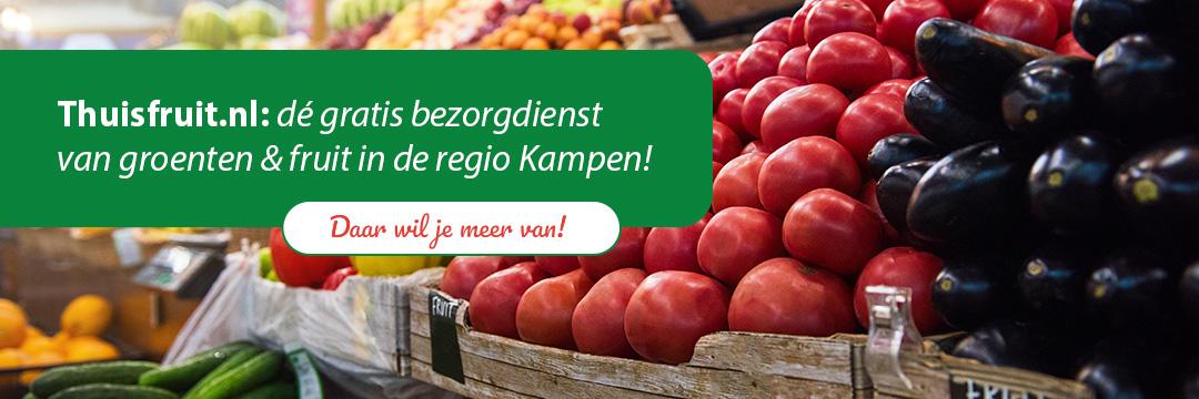 Groenteboer Kampen Thuisfruit