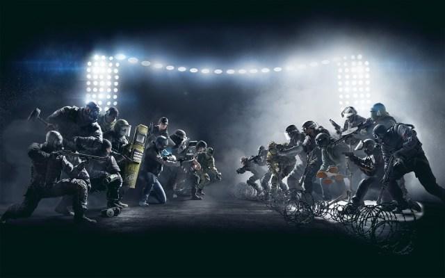 Rainbow Six Siege - Operators
