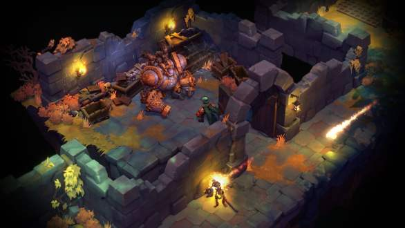 Battle Chasers Nightwar Dungeon