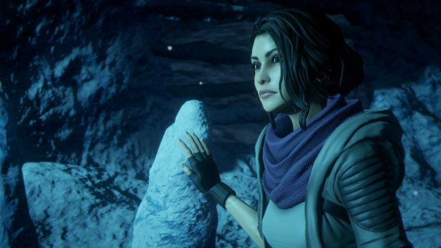 Dreamfall Chapters Zoe in the dreamland