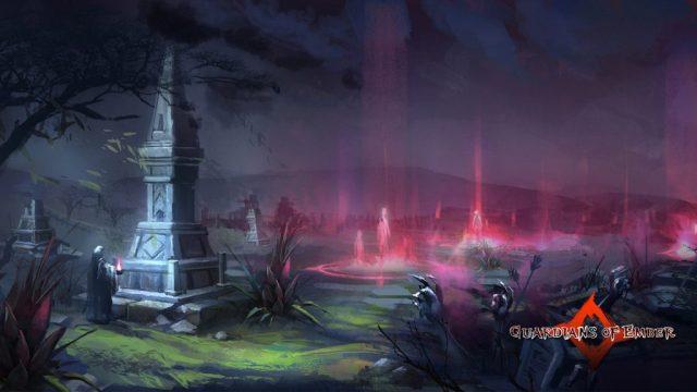 Guardians of Ember Grave Yard