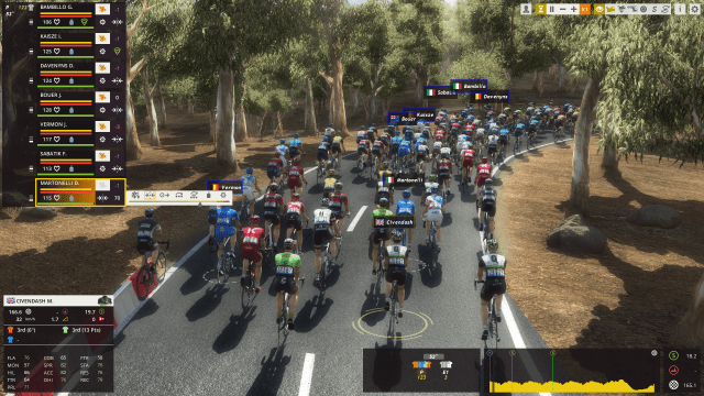 Pro Cycling Manager 2017 - In the pack