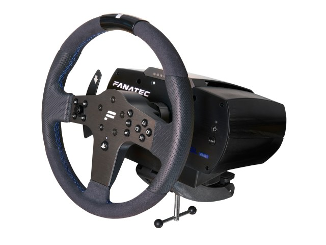 Fanatec - CSL Elite Wheelbase and Rim
