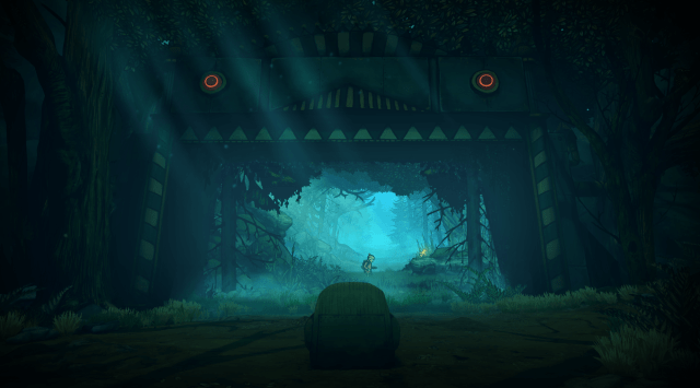 The Lost Bear - The Stage Is Set