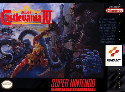 Super Castlevania IV Image