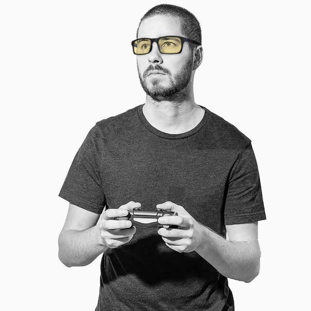 Official Sony PlayStation Gaming Glasses