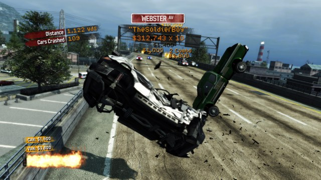 Burnout Paradise Remastered - Showtime