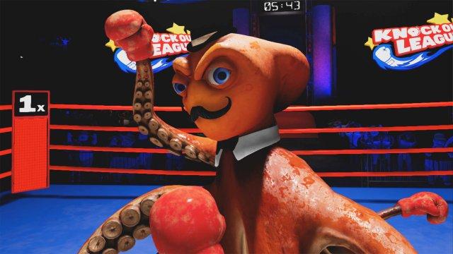 Knockout League - Octopus